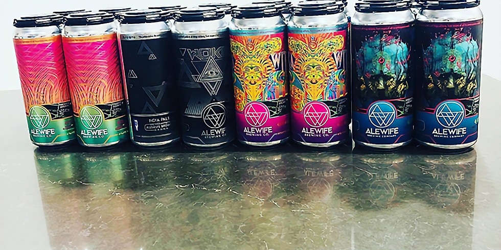 Alewife Cans To Go