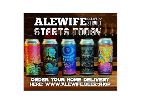 Alewife delivers!