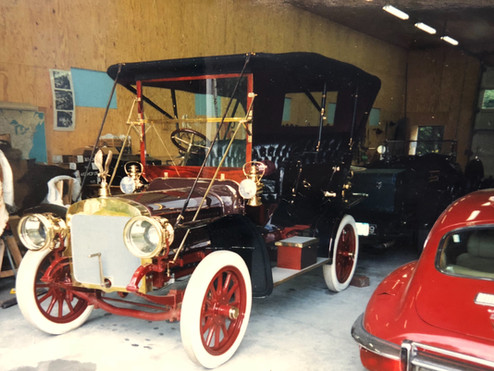 1906 Cadillac H in the 1980's.jpg
