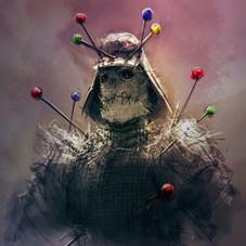 Voodoo Samurai concept