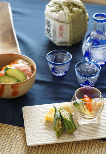 Japanese dining ware