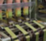 tatami tape weaving