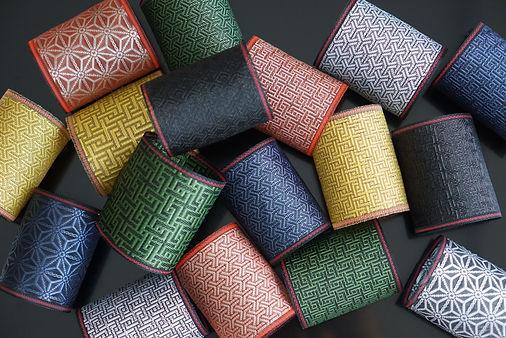 Kurashiki Ribbon, Japanese handmade material