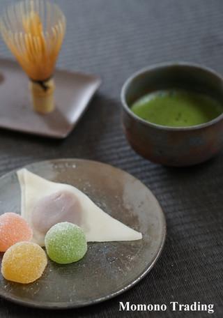 Bizen ware with tea culture