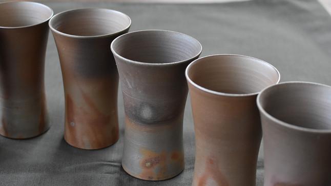 "Japanese ""ZEN"" and ""Wabi-sabi"" pottery"