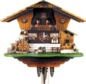 Horlogerie Loiseau Hbll Lausanne Asnieres Coucou Suisse Loetscher