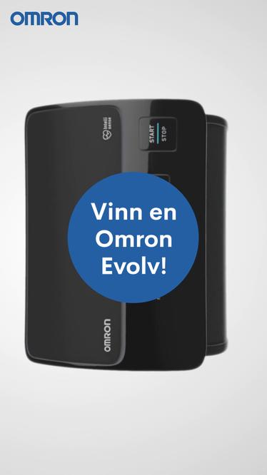 Omron Evolv Facebook Advert v02 9x16 FIN