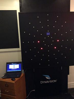 Dynavision Neuro-cognitive Testing, Rehab and Training