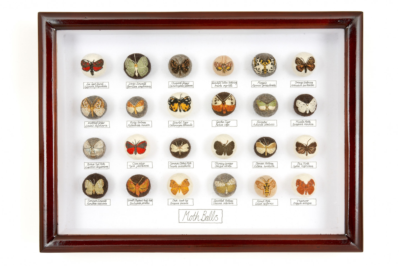 'Moth Balls IV', 2010