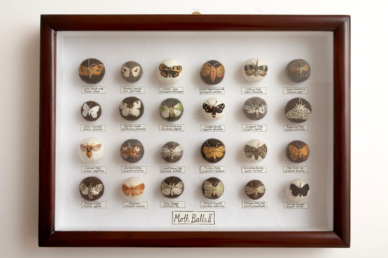'Moth Balls II', 2008