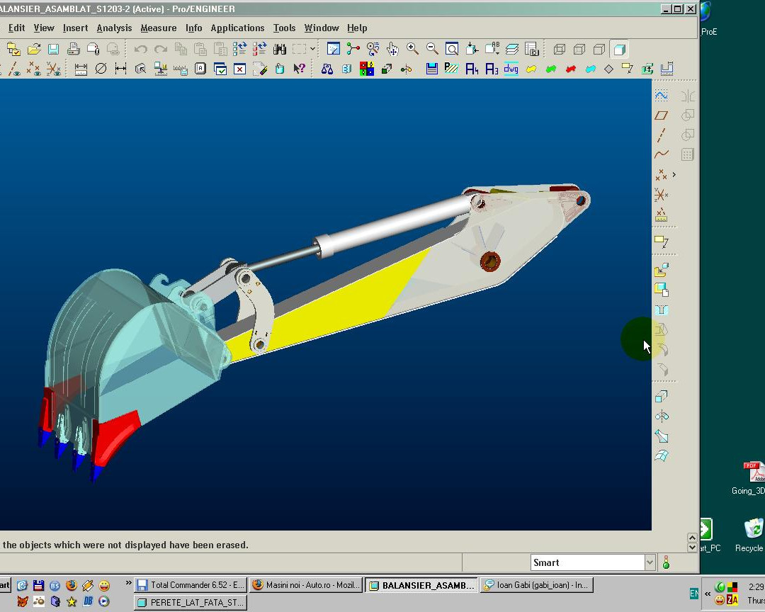 """Course """"CAD Engineering + Stage"""""""