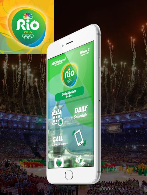 Rio Olympics 2016 App