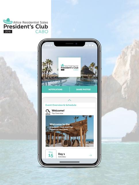 2019 Altice President's Club