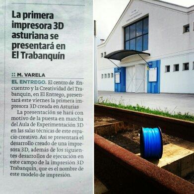 INAUGURACIÓN SALA 3D