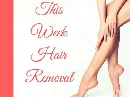 Hair Removal - in the Forest of Blossoming Beauty ... puberty.