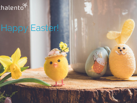 Happy Easter from Thalento® International