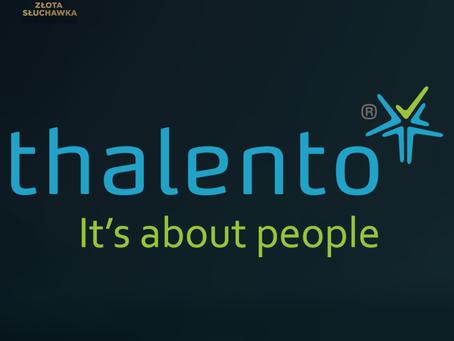 [news] Thalento® International as an official partner of Golden Receiver