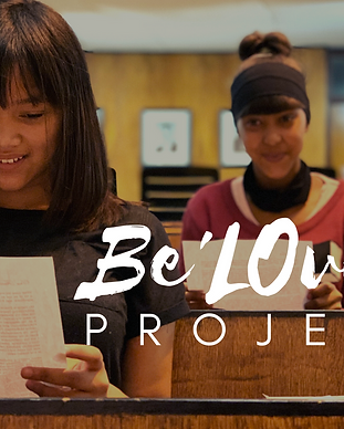 Be'LOved Project flyer.png