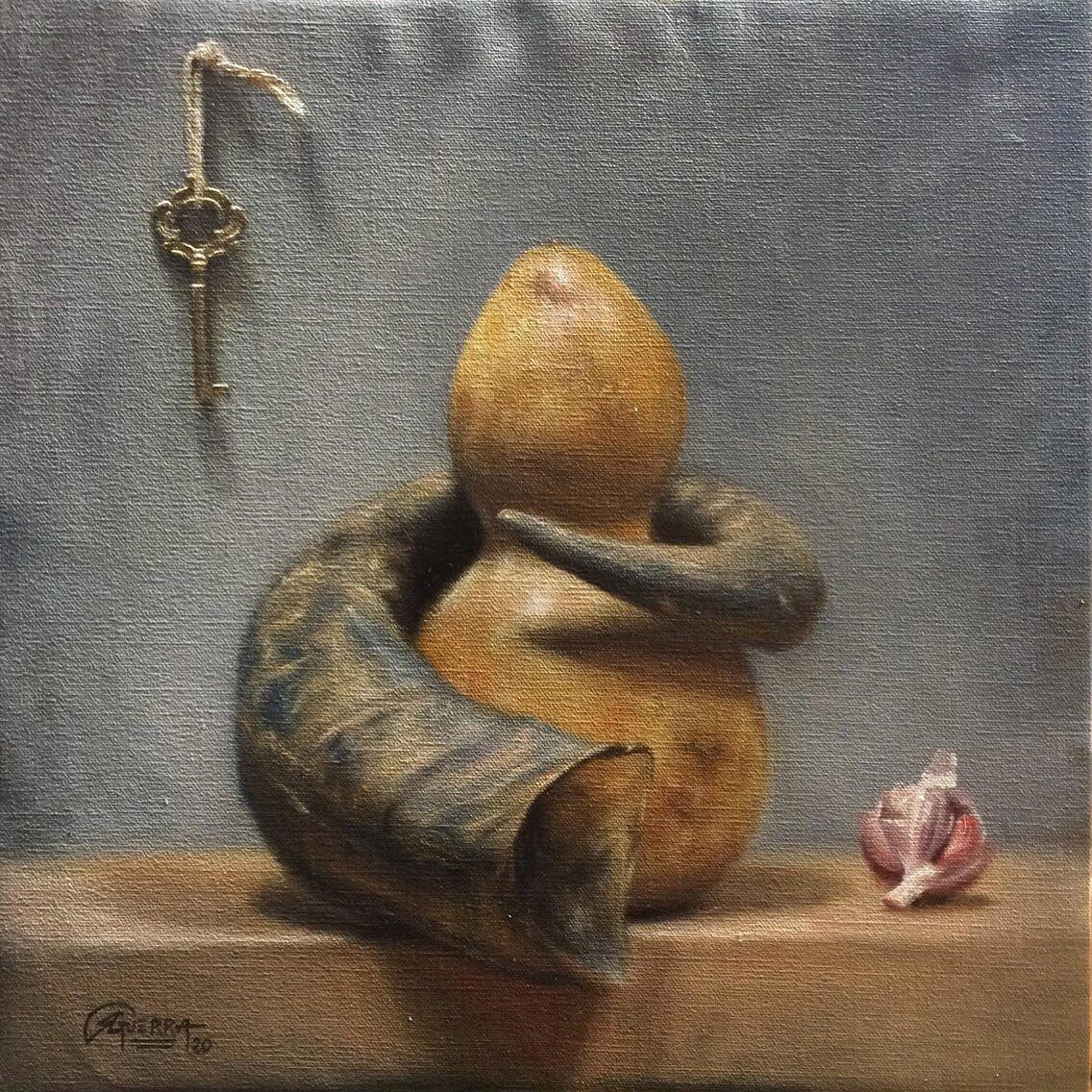 Still Life Painting, Rafael Guerra