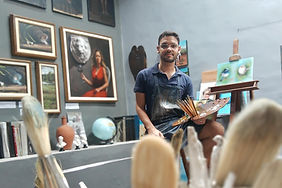 Rafael Guerra artista atelie Olinda PE P