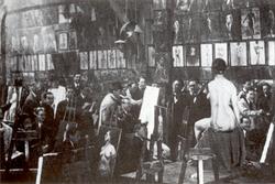 Academie Julian 1921