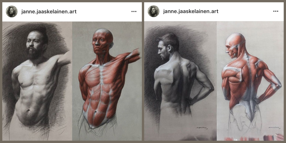 Janne Jaaskelainen, Finnish