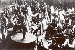 Atelier Bonnat 1888