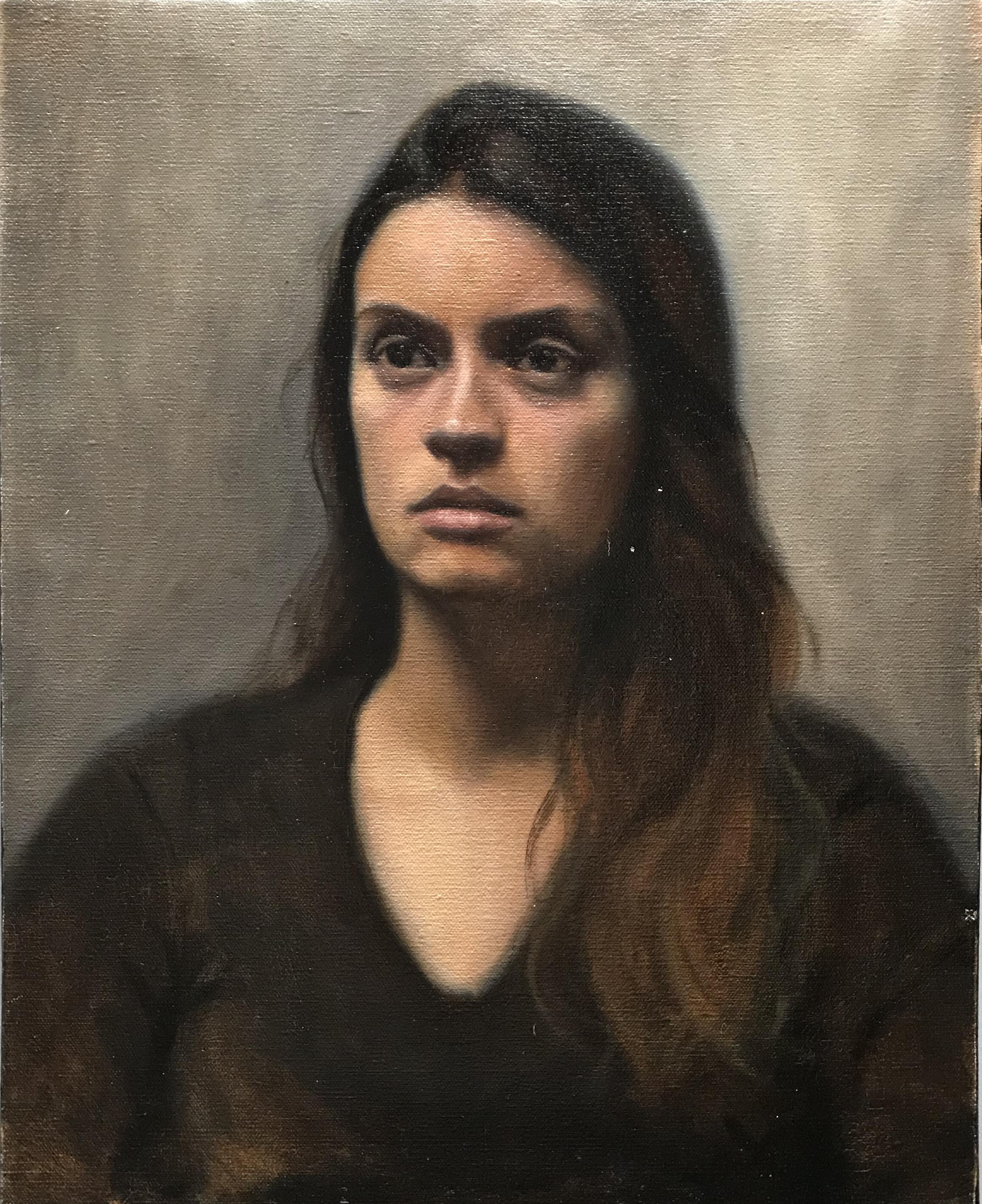 Ila, Rafael Guerra Painting Pintura
