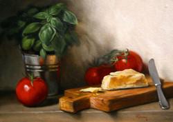 Italian Colors, Rafael Guerra Painting Pintura