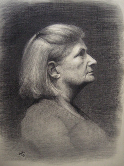 Joan, Rafael Guerra Drawing Desenho