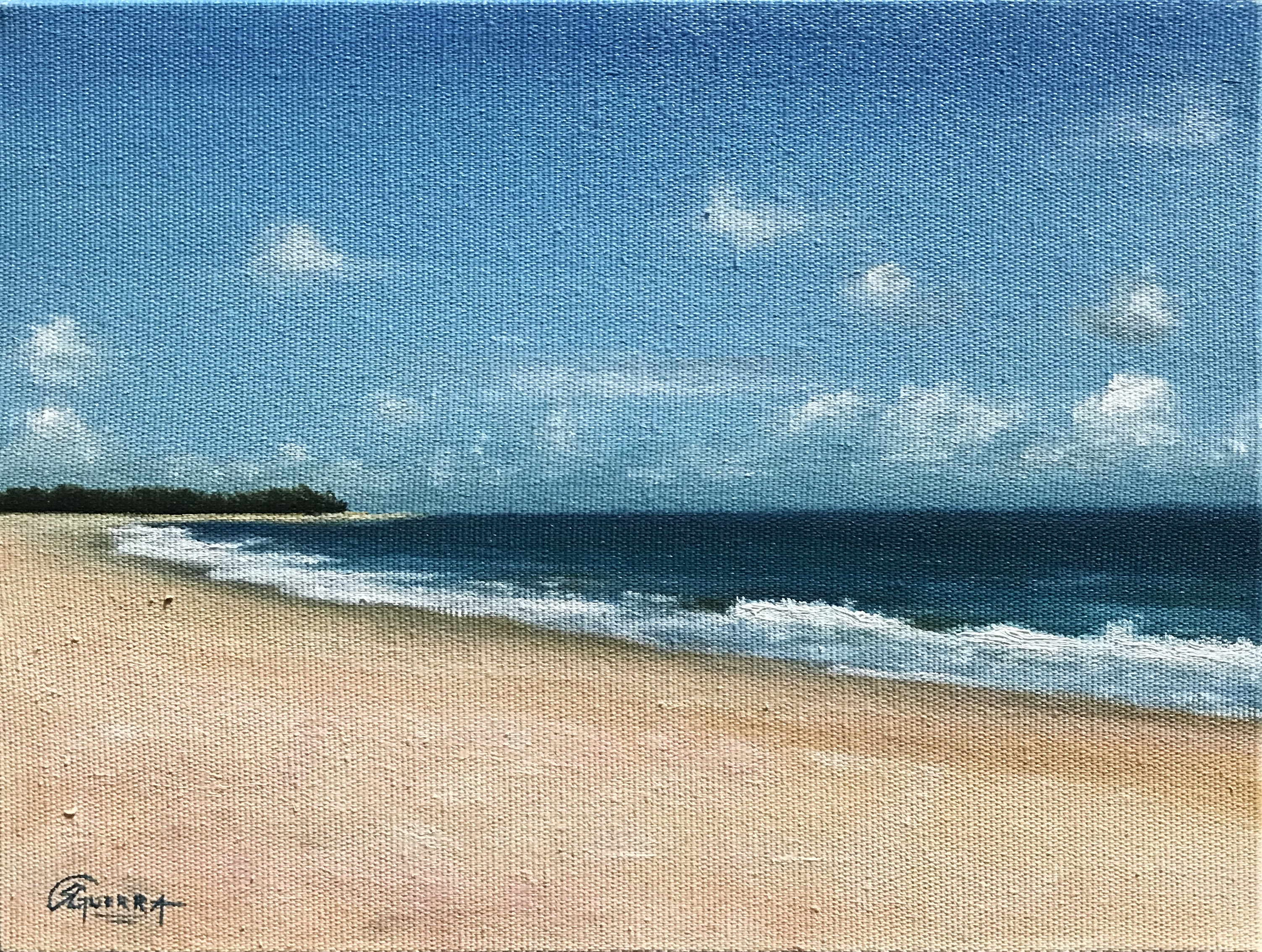 Paisagem de Praia Rafael Guerra