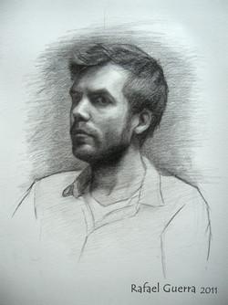 Joey, Rafael Guerra Drawing Desenho