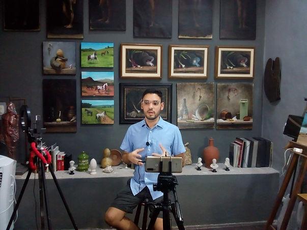 Rafael Guerra Painting course Curso de Pintura online