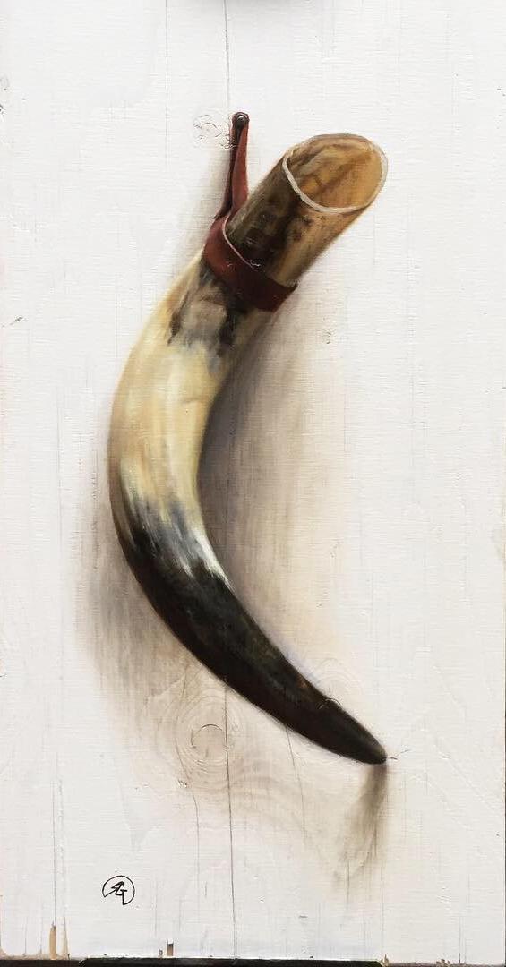 Still Life Painting, Rafael Guerra Pintura
