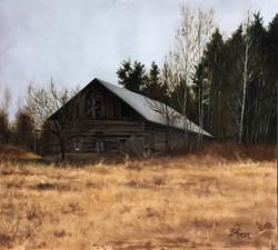 Old Barn in Loviisa