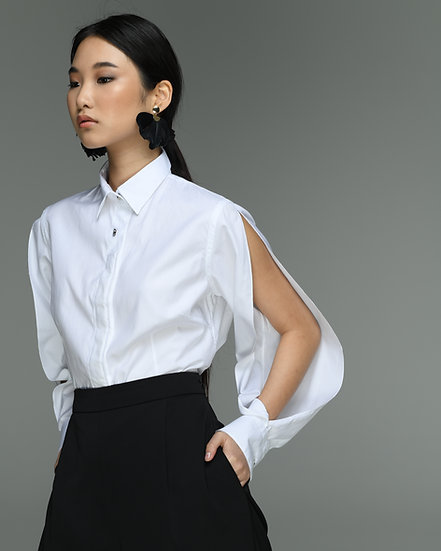 Camicia Magnetica, Wide Sleeve