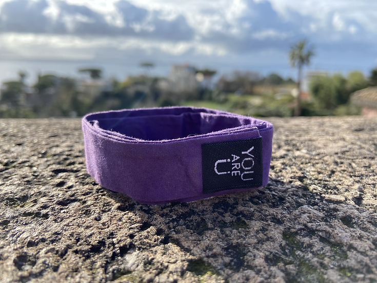 Braccialetto Magnetico-violet