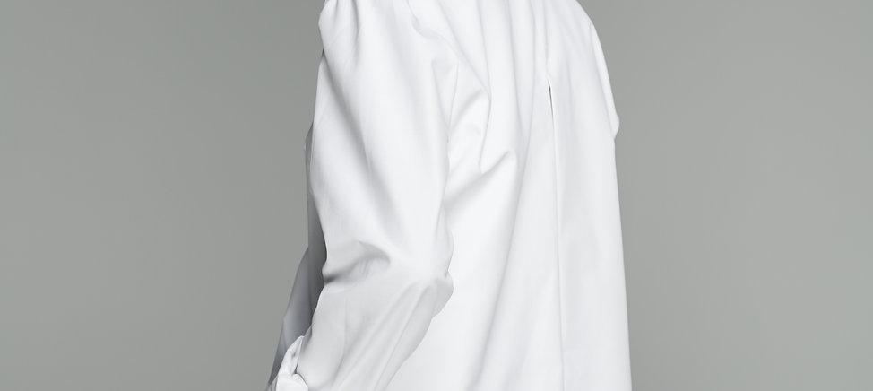 Camicia Magnetica, White Smoking