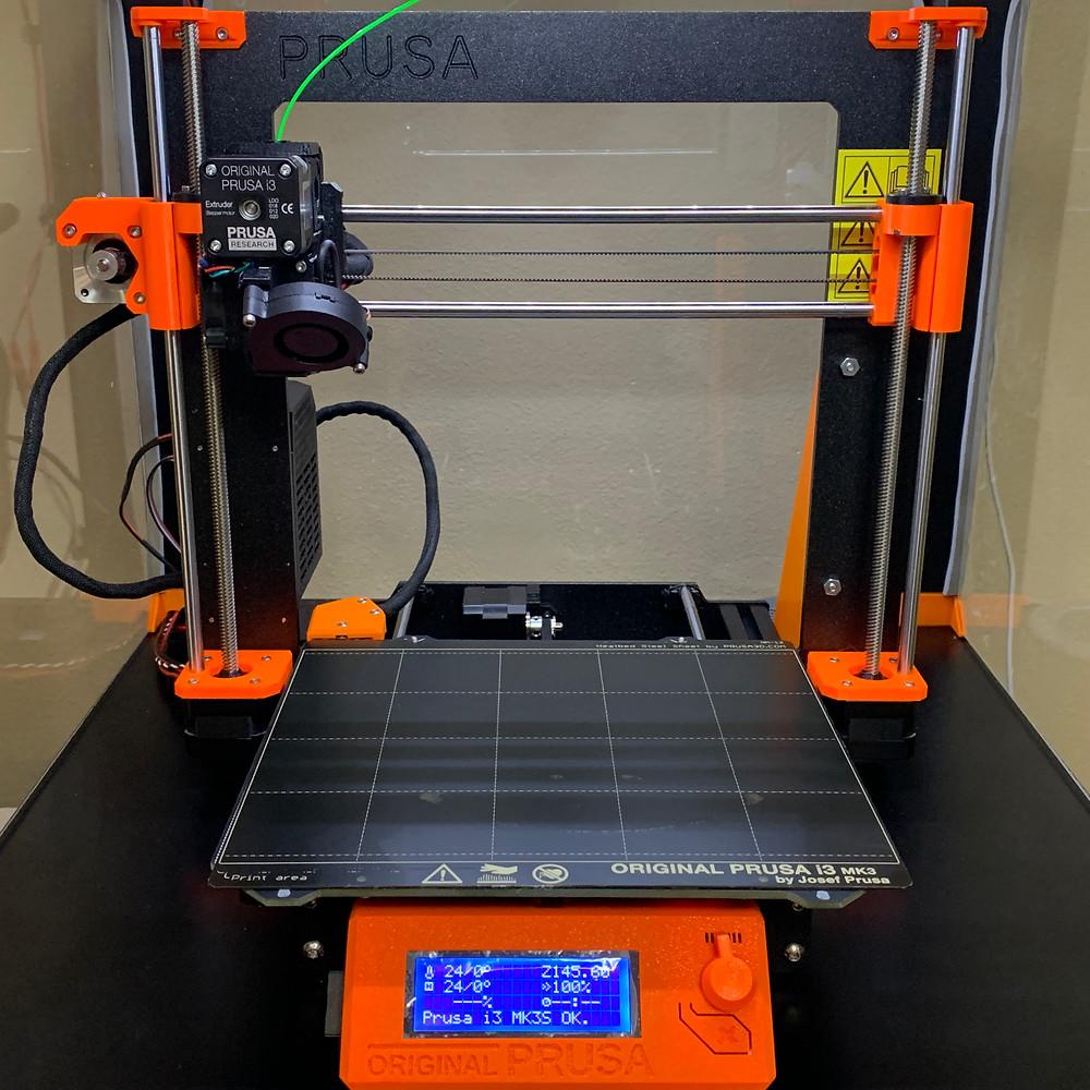 Photo of SwiftProto's Prusa i3 MK3S 3D Printer