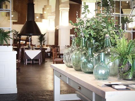 """""""La Carboná"""" Un restaurante muy Michelín."""