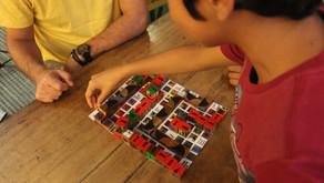 Jogos de mesa - lançamento