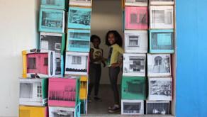 VOLANTES, ENCAIXES E PALAVRAS CRUZADAS nas Fábricas de Cultura, São Paulo/SP, 2015