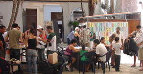 Sopa de Palavras - Wilfredo Lan, Havana, Cuba, 2010