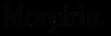 Morphin black logo header.png