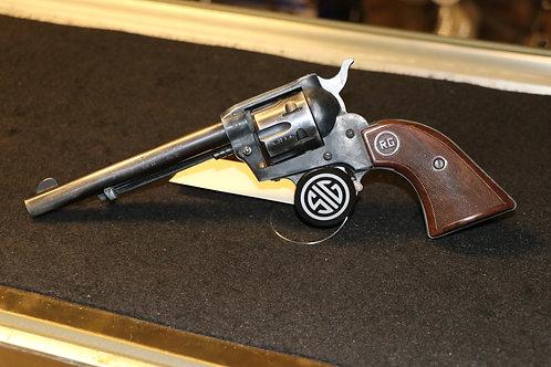 Rohm Model 66 .22 Revolver