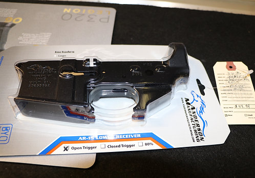 Anderson Mfg. AM15 Stripped Lower Receiver