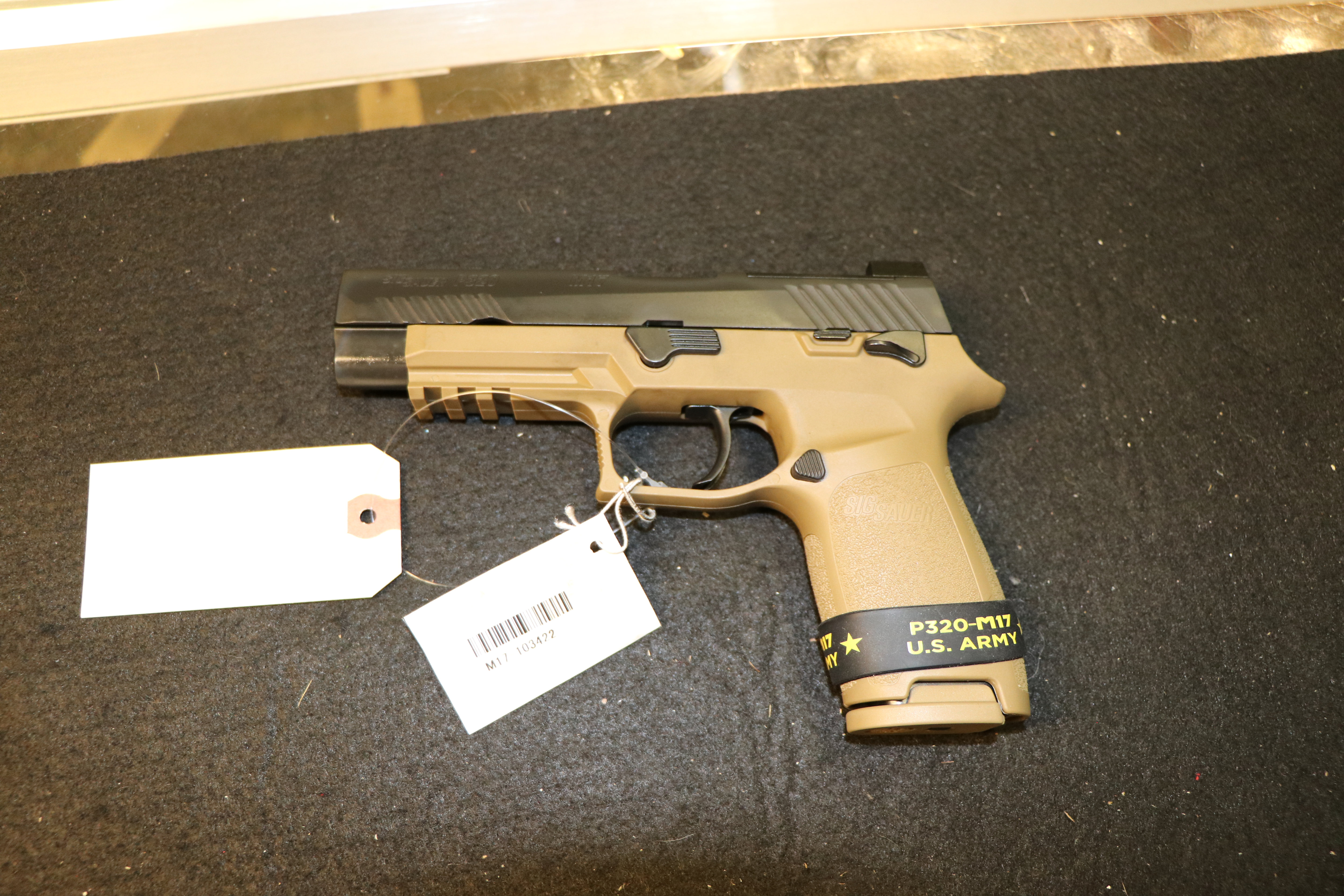 Sig P320-M17 9mm | Fombell Firearms & A