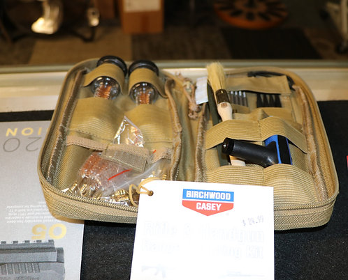 Birchwood Casey Range Cleaning Kit