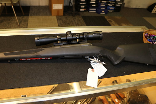 Savage 110  22-250 with scope