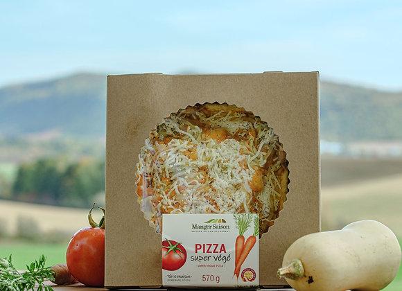 Pizza  Super Végé